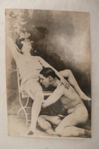 Kunilingas. Senovinė nuotrauka (1920 m.)